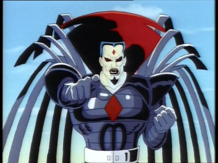 Mister Sinister - Marvel Animated Universe Wiki - Wikia