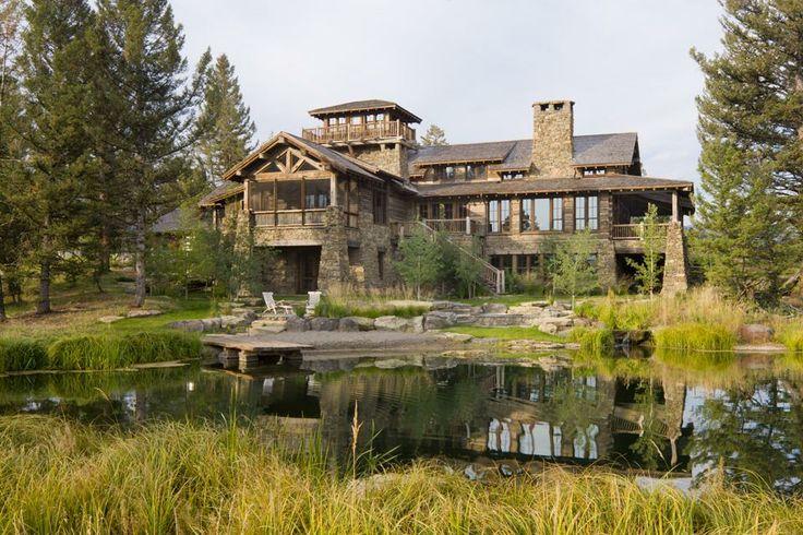 Great Point Lodge - Architect Portfolio | Miller Architects