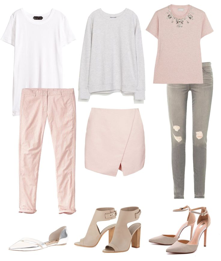 How to wear Spring's pink trend