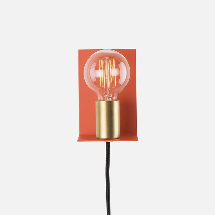 Candle Wall Sconces Electric : A modern expression of the classic candle sconce Irene wall sconce Schoolhouse Electric ...
