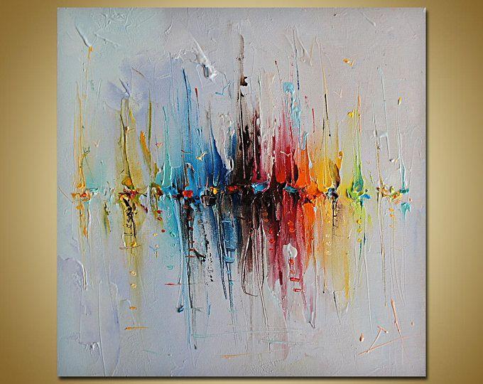 Vaak 25+ beste ideeën over Paletmes schilderij op Pinterest - Texture  GN94