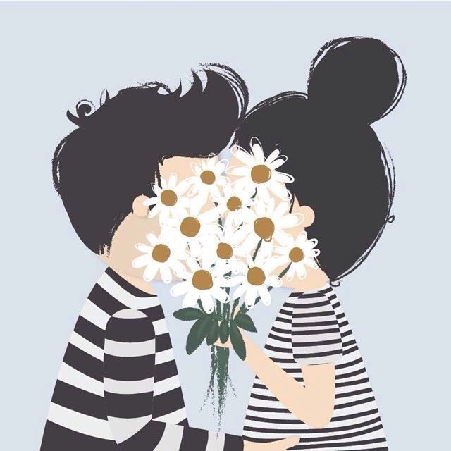 любовь картинки