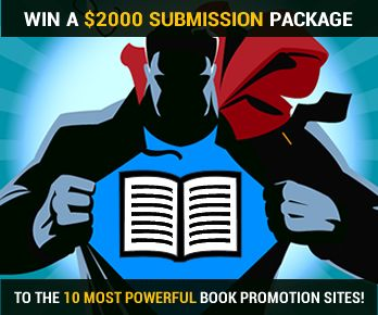 Enter to Win a $2,000 Book Promotion Package  on the Ten Most Powerful Book Promotion Sites!