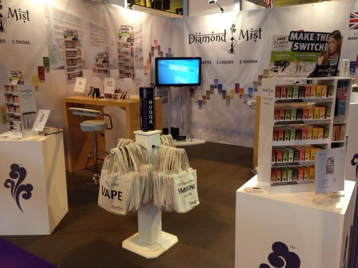 Diamond Mist exhibiting at The Pharmacy Show, NEC Birmingham. 5th - 6th October 2014.