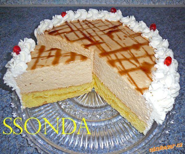 Karamelova torta
