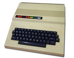 Retro Computer Friday - The Dragon 32/64! Compatable with the TRS-80 Color Computer, this machine actually had a pretty powerful processor for the time, but nobody cared because the graphics were pretty poor. It couldn't even display lower case letters.    Everything you wanted to know about the Dragon and more!    http://archive.worldofdragon.org