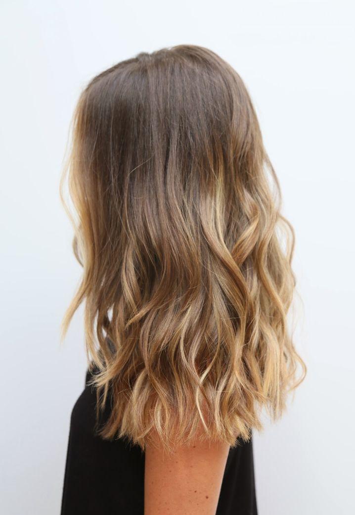 Natural highlights Coiffure et beaute´ Cheveux effet
