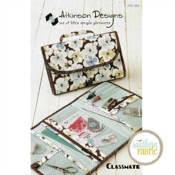 Classmate - Sewing Pattern by Atkinson Designs (ATK 164)