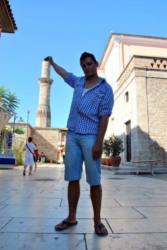 Turecki kurort od czasów starożytności