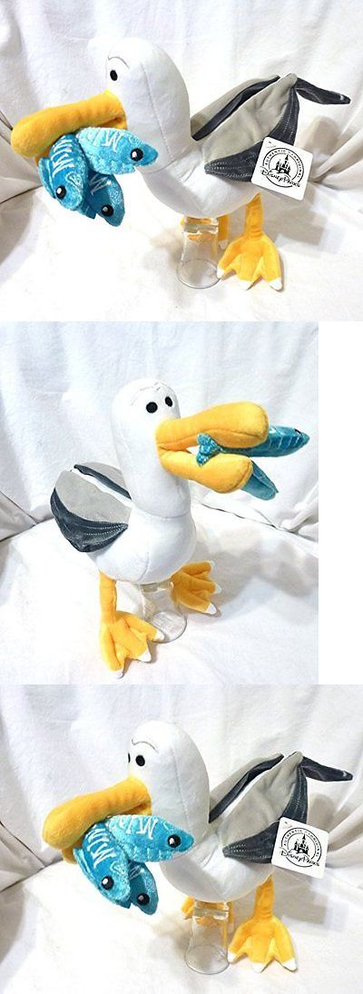 Finding Nemo 50310: Disney Finding Nemo Mine Seagull Plush Doll New -> BUY IT NOW ONLY: $33 on eBay!