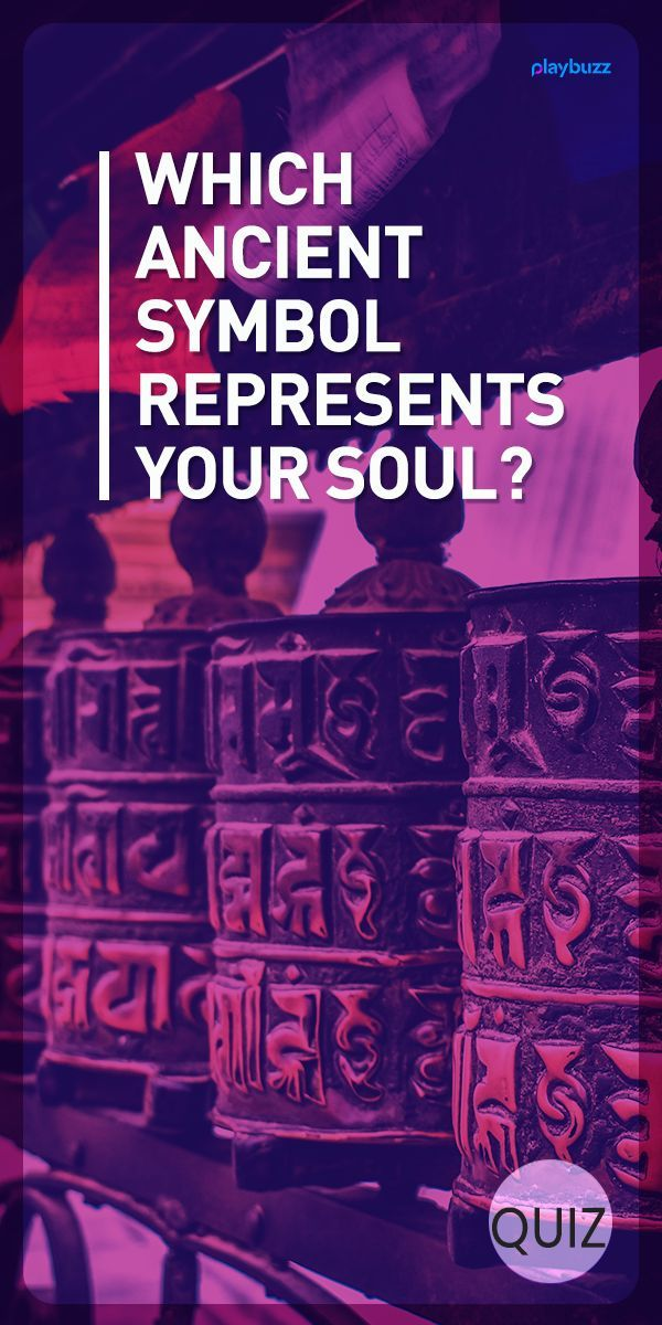 Which Ancient Symbol Represents Your Soul? | Quiz | Ancient symbols