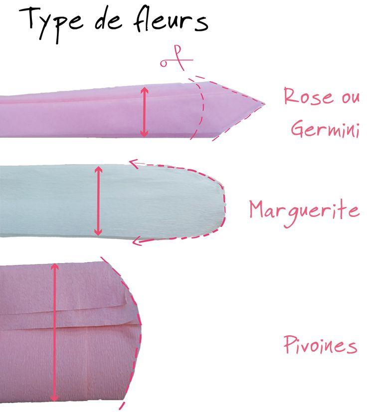 Fleurs géantes en papier : Tutoriel DIY en français! Pompom en papier, fleurs en papier, papier crépon, papier de soie.