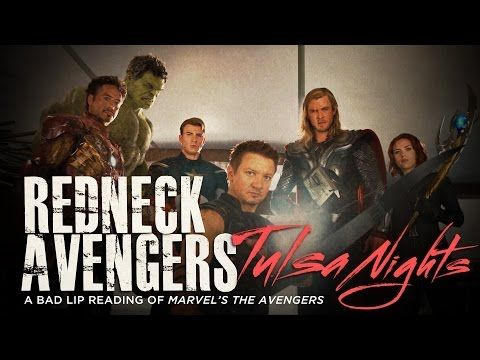 """The Geniuses At """"Bad Lip Reading"""" Turned The Avengers Into A Hilarious Redneck TV Show"""