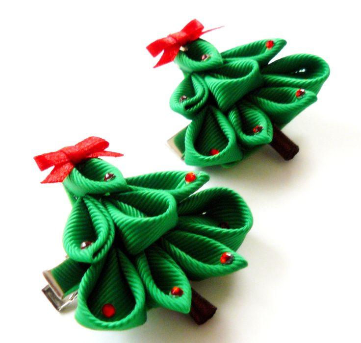 つまみ細工でアクセサリー♡クリスマスリースに正月飾りもできるつまみ細工の作り方