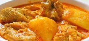 Resep Gulai Ayam Kentang Lezat
