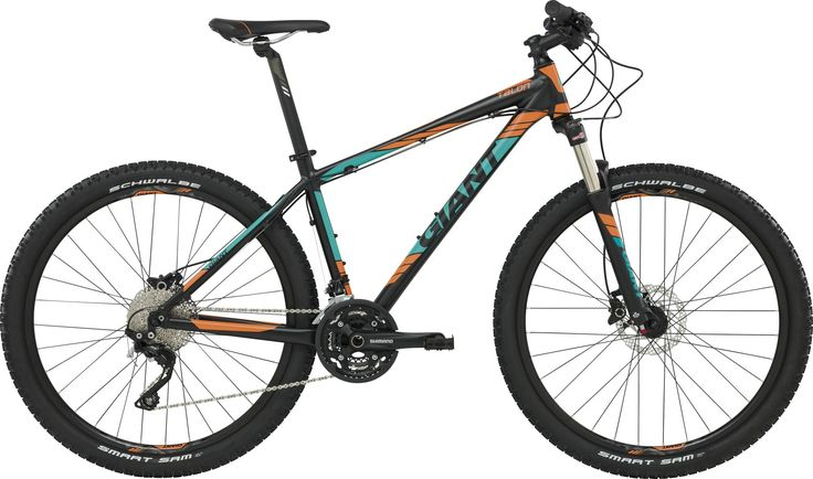 Talon 27.5 2 LTD - Giant Bicycles