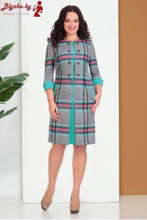 Платье женское 387K