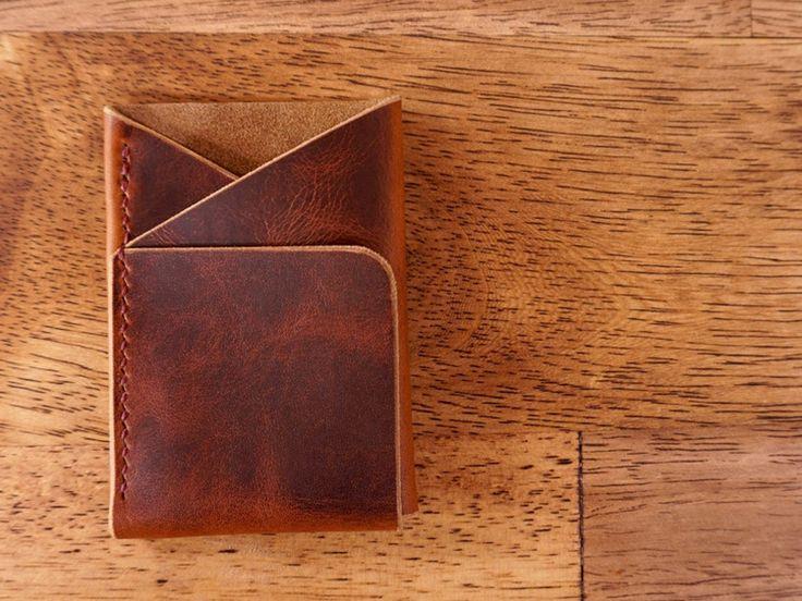 Doublecross Minimalist Wallet Mesa Main.jpg                                                                                                                                                                                 More