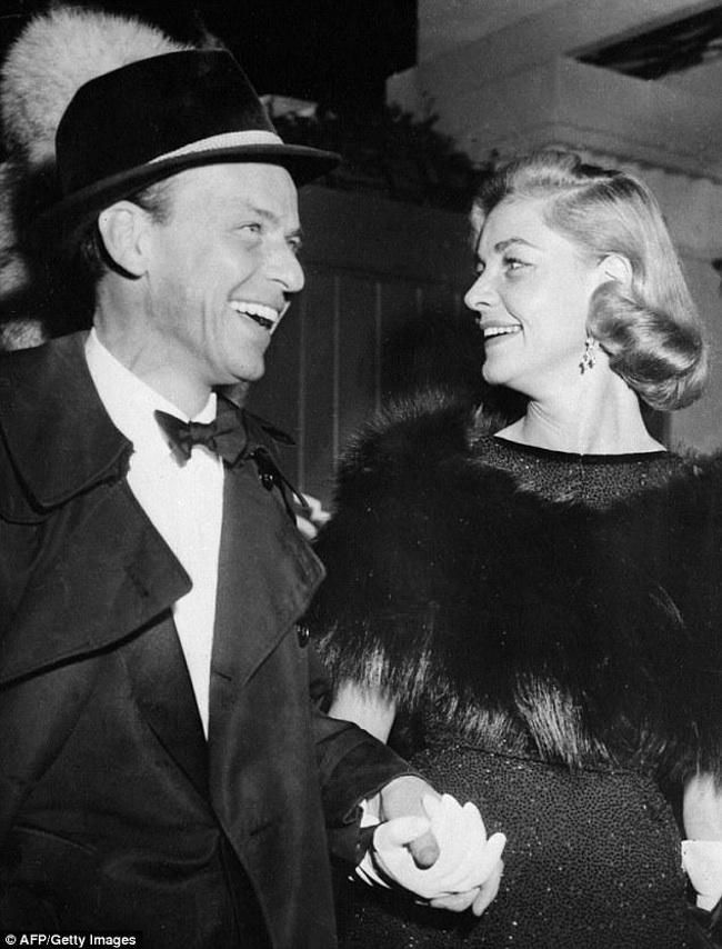 Lauren Bacall is listed (or ranked) 21 on the list Frank Sinatra's Loves & Hookups