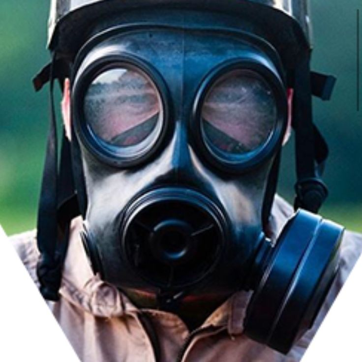 NBC Gas Mask. Used for harmful Nuclear Biochemical, Chemical Gases, Toxic Smoke,Toxic Smog And Nerve Agents.