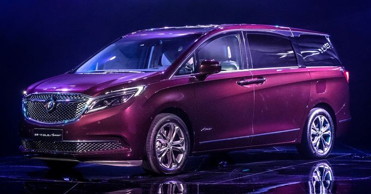 All-New Buick GL8 Goes On Sale In China From $42,870 #Buick #Buick_GL8
