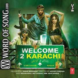 #Shakira Song & Lyrics – #WelcomeToKarachi  #ShalmaliKholgade  http://www.wordofsong.com/lyrics/shakira-welcome-to-karachi/  #w2k #welcome2karachi  #LaurenGottlieb #shakiralyrics