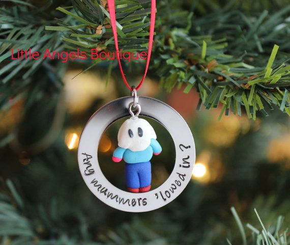 Christmas Mummer Row Houses Bakeapples by littleangelsboutique (Home & Living, Home Décor, Ornaments & Accents, Ornaments, hand stamped, christmas, christmas ornament, newfoundland mummers, any mummers loud in, bakeapples, row houses, nl row house, newfie, newfoundland flag, polymer clay, christmas gift, personalized gift)