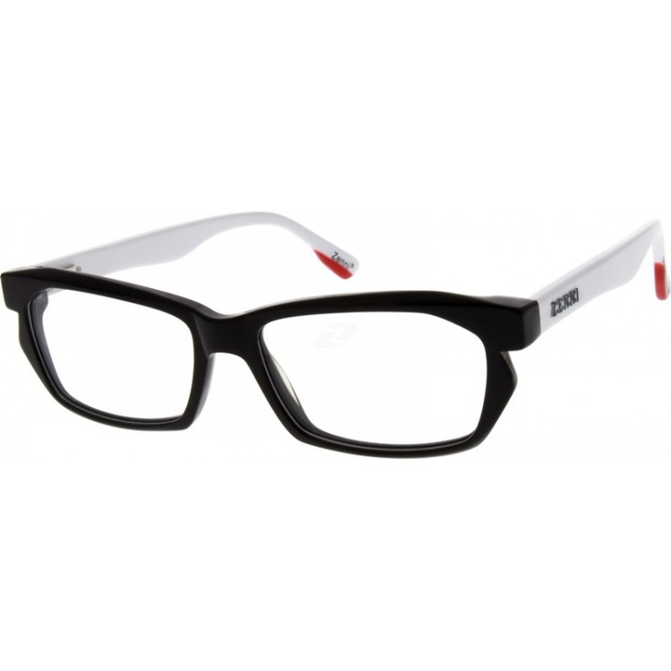 Hipster Glasses Zenni Optical : Acetate Full-Rim Frame 625821 Spring hinge, Logos and ...