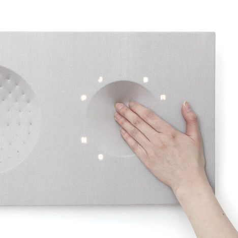 tangible texture speaker
