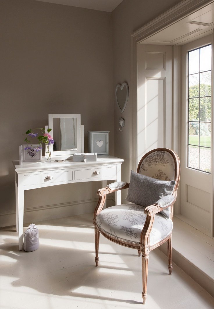 Sainsbury's Spring/Summer 2013 Home & Lifestyle: Sainsbury's, Grey House - Dressing Table