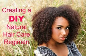 6 DIY Hair Care Recipes for a Complete Natural Hair Regimen