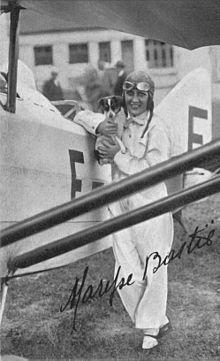 Femmes pilotes - aviatrices
