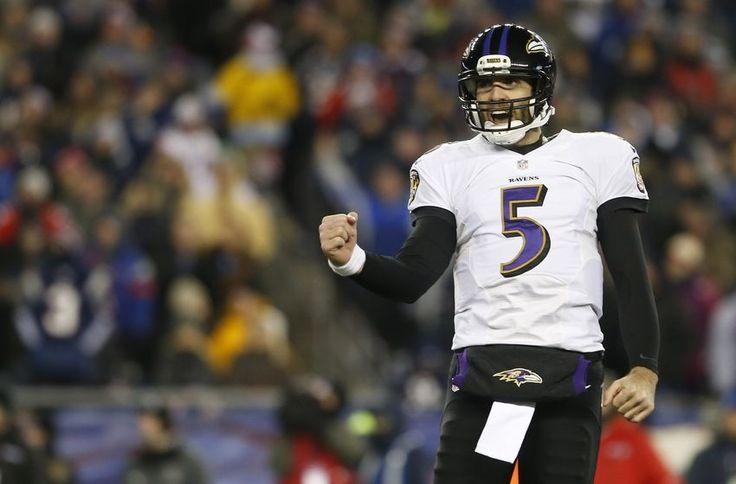 NFL Fantasy Football Profile: Joe Flacco of Baltimore Ravens