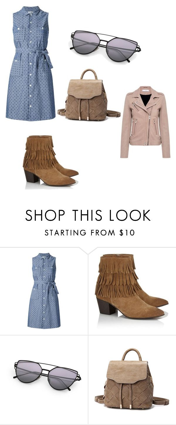 """""""Untitled #39"""" by moriartylauren on Polyvore featuring beauty, Engineered Garments, Lipsy and IRO"""
