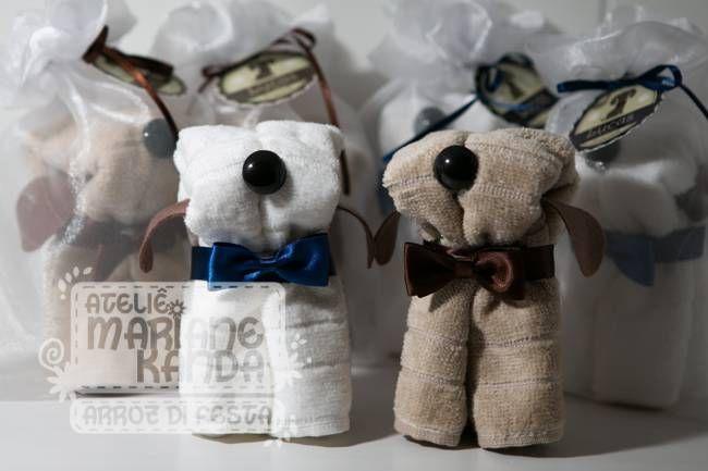 Ateliê Mariane Kanda Arroz di Festa personalizada lembrancinha maternidade toalha