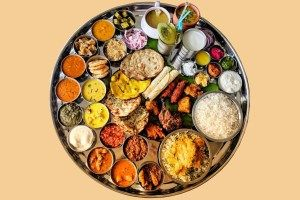 Finish This Massive Dara Singh Thali And Its Free For You