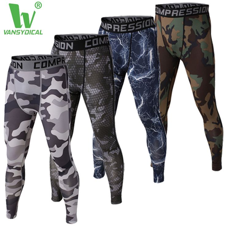 Mens compression pants bodybuilding jogger fitness exercise skinny leggings comperssion tights pants trousers clothes clothing * Find similar products by clicking the image
