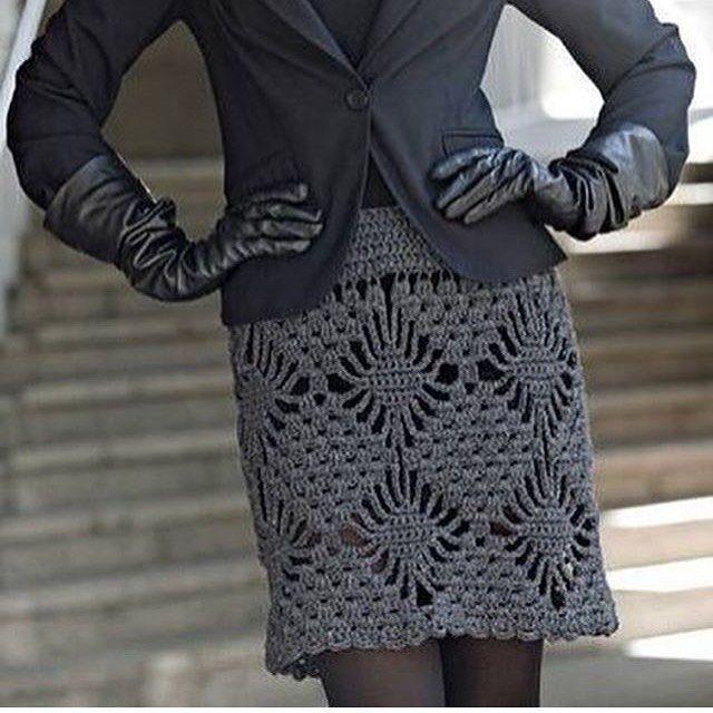 Хорошей всем пятницы! Модель юбки из интернета )  ✅#вязание #вязаниеспицами #вязаниекрючком #knitting #crochet #amigurumi #вязаныеигрушки #амигуруми #вязаниеназаказ