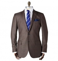 Brownie POW Brown Suit
