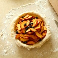 Peach Blueberry Pie   Joy the Baker