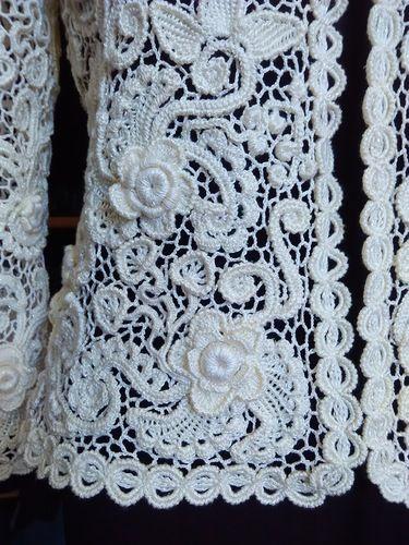 Favorită Irlandei tricotate de la Natali-230370