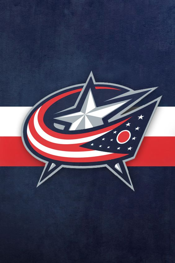 sports wallpaper for iPhone and Android Columbus Blue Jackets missing logo