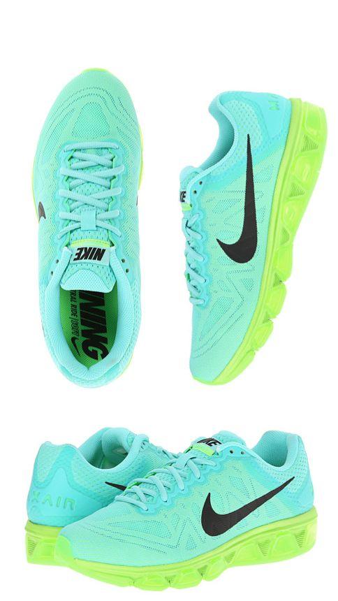 Neon Nikes