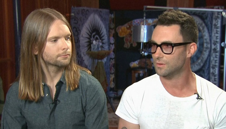 "Maroon 5 is 'Overexposed' on New Album - Maroon 5 talks about their new album ""Overexposed"", why it might teach their fans a thing or two and cashing in on their newfound ubiquity. #ETCanada http://www.globaltv.com/etcanada/video/web+exclusives/maroon+5+is+overexposed+on+new+album/video.html?v=2245876408=1=dd#etcanada/video"