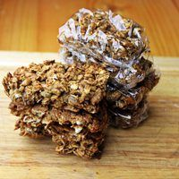 Why spend money on expensive protein bars? You can make your own low-sugar, high-protein granola bars with ingredients you likely have at home already. Prepare a batch of these, cut into individual servings and tightly wrap each into plastic wrap for your own grab and go breakfast or energy booster. Feel free to adapt this recipe, which replaces...