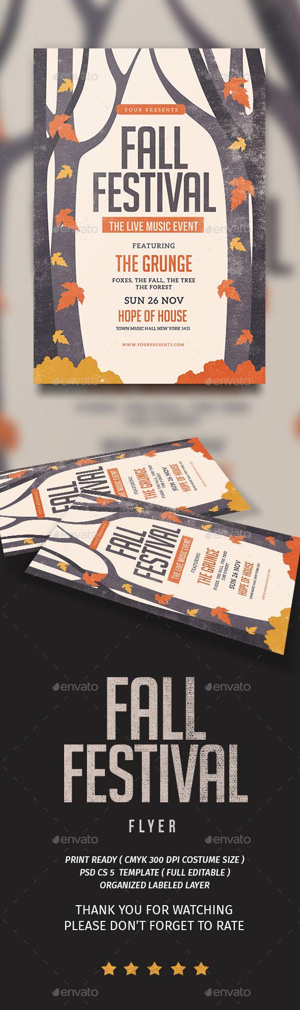 festival brochure design - best 25 fall festivals ideas on pinterest fall festival
