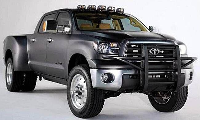 Toyota Pickup Trucks In India