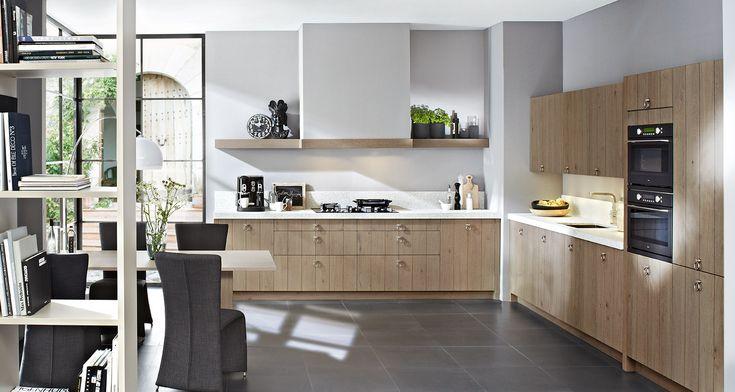 Keuken I Hout I