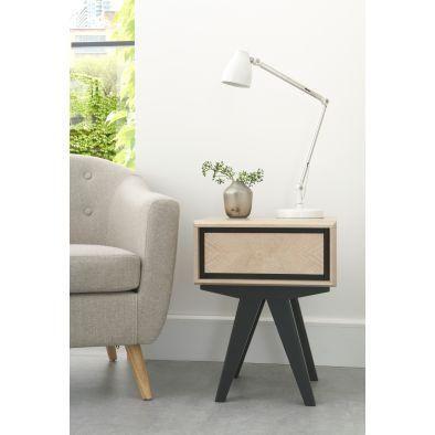 Valencia Lamp Table #MeyerandMarsh