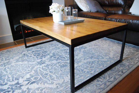 Modern Metal Framed Coffee Table Coffee Table Coffee Table Metal Frame Desk Modern Design